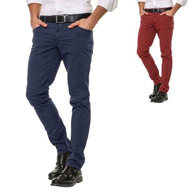 Chino Jeans antony morato menu0027s chino trousers chinos jeans skinny fit casual KMVKWZH