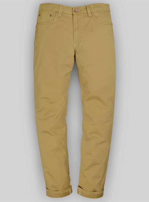 Chino Jeans military khaki chino jeans PYVBWNX