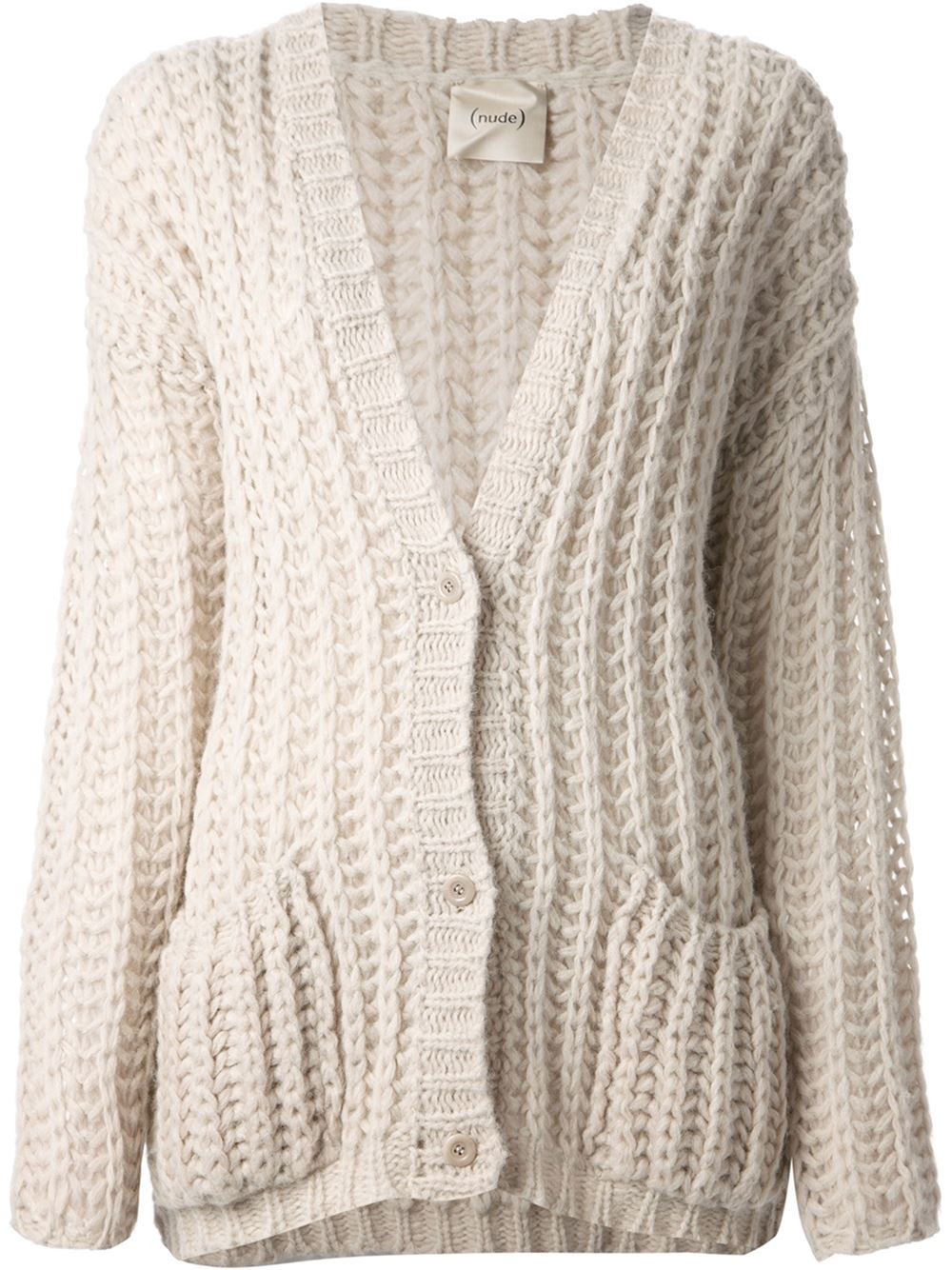 chunky knit cardigans gallery DPSPKYD