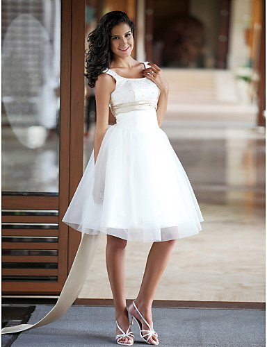Civil Wedding Dresses dress-for-bride-short ZIBPLXO