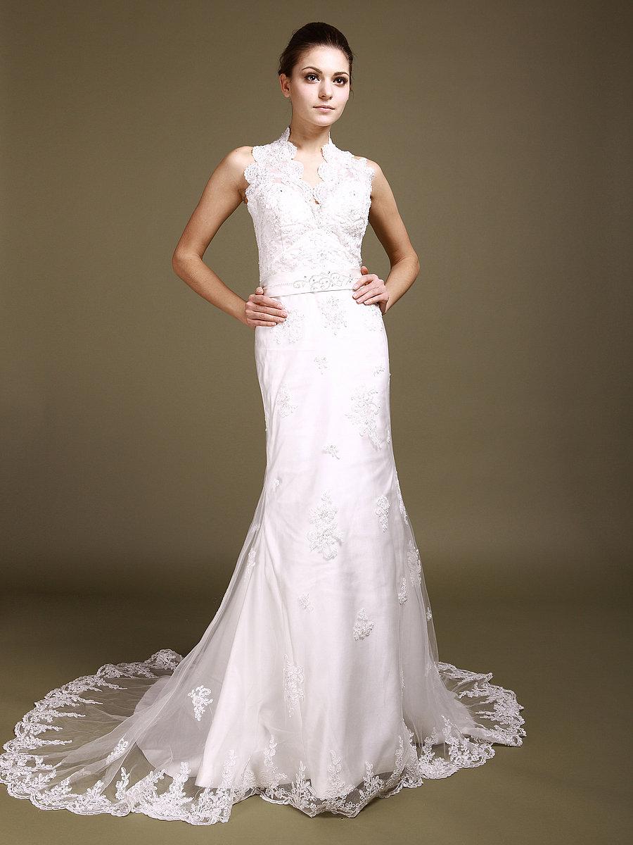 classic vintage style wedding dresses lace wedding dresses vintage ACXTLGB