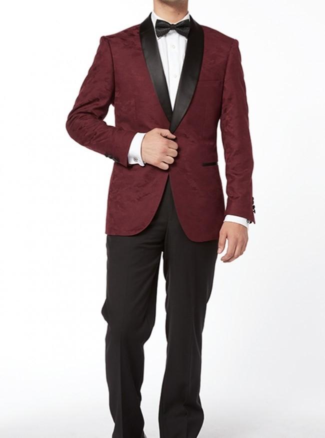 coat suit camouflage modern fit shawl lapel tuxedo coat and pants- suit jacket- mens NBLAMUQ