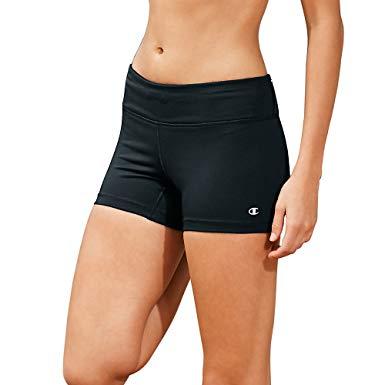 Compression Shorts champion womenu0027s 6.2 compression short, black, x-large DPGXWVM