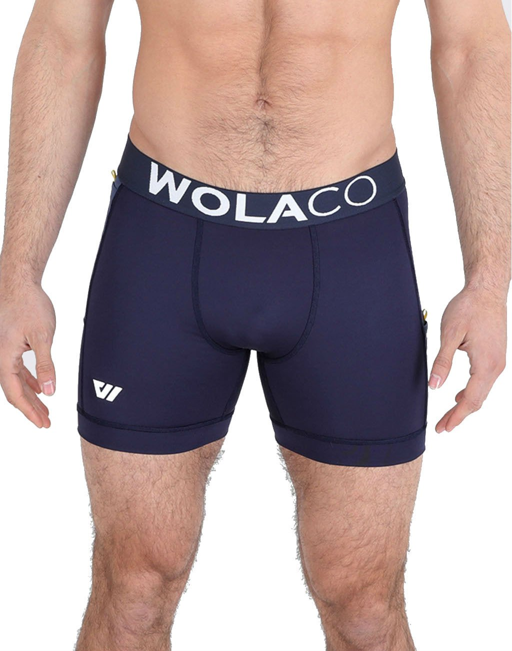 Compression Shorts wolaco north moore compression shorts 6in mens compression shorts -  runkeeper official storenavy_master_image GZPPOMJ