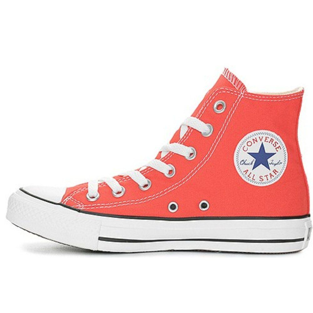 converse u203a converse boys/girls baseball boots - cherry tomato red XBYXJWF