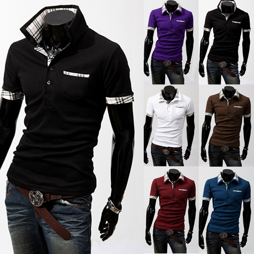 cool shirts for men hot selling fashion menu0027s t shirts cool menu0027s brand t shirts casual slim  fit QGXTWXC