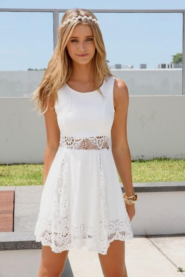 cute white summer dress pictures, photos, and images for facebook . IKZPQWB