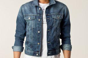 denim jackets for men denim jackets outfits for men - 17 ways to wear denim jacket NKPPSML