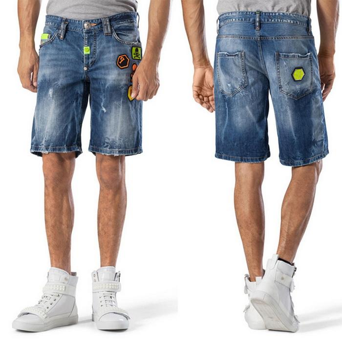 denim shorts for men 2018 mens denim shorts slim regular casual knee length short hole jeans  shorts for FMVWUIJ