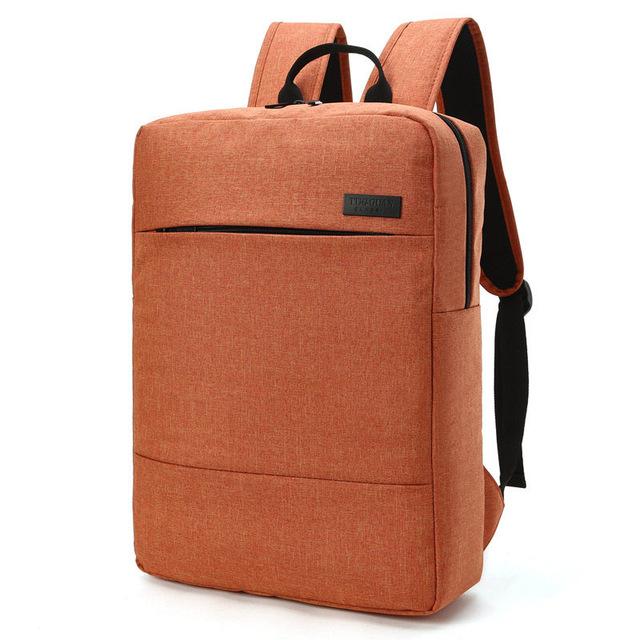 designer laptop bags korean style fashion simple backpack men high quality business casual laptop  bag rucksack women IEHHUPL