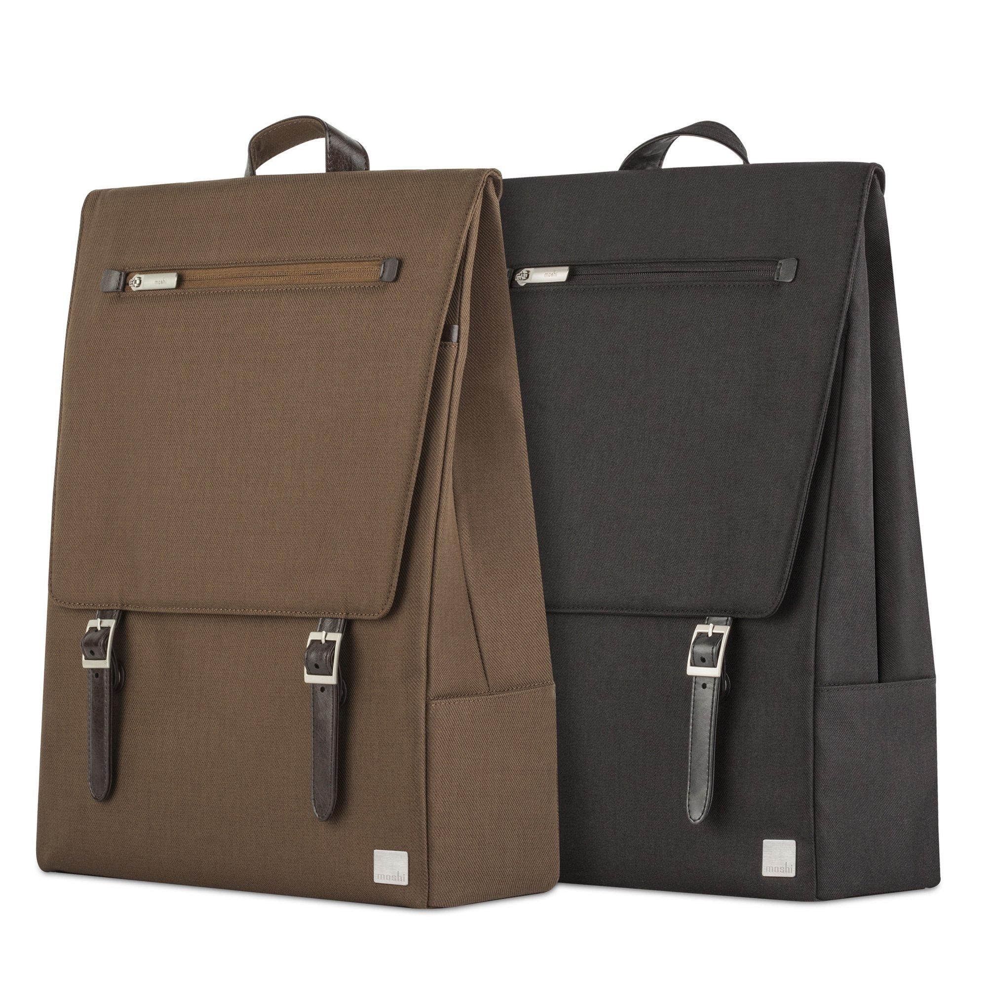 designer laptop bags moshi helios designer laptop backpack for 15 WSNPNQK