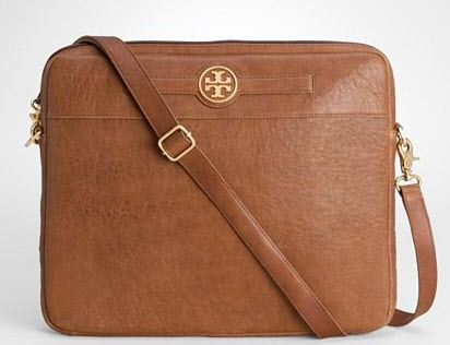 designer laptop bags ... youu0027ve been carrying your laptop with you everywhere you go, tory burch  is HZAYGTM