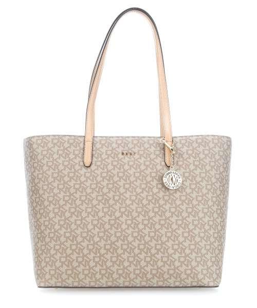 DKNY bags dkny bryant tote synthetic beige - r74aj015-kg3 - designer bags shop -  wardow.com WPWQXDU