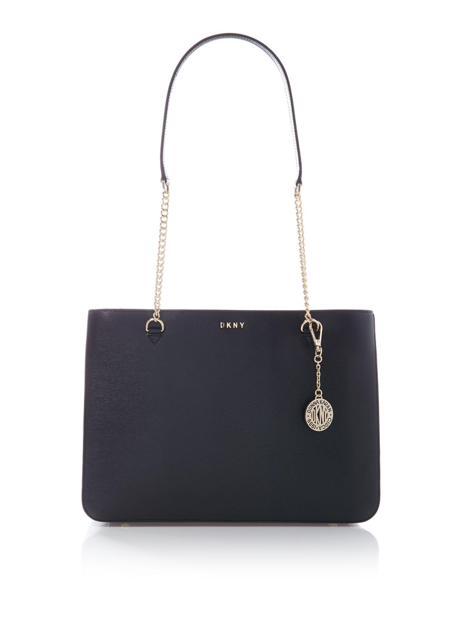 DKNY bags dkny sutton chain shopper ... ZNUWOEV