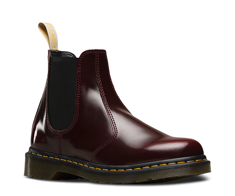 Dr Martens Boots 2976 cherry red 21802600 KBEMXUO