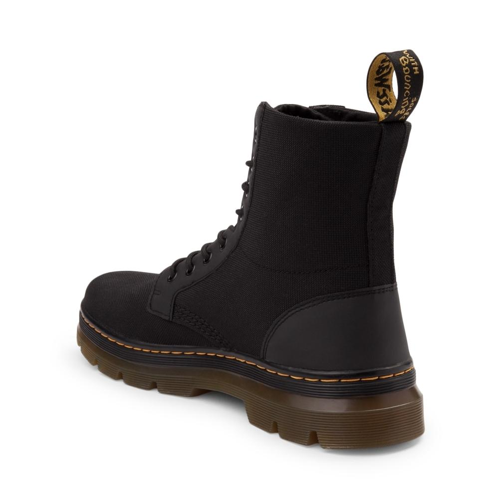 Dr Martens Boots ... alternate view: dr. martens combs boot - black - alt2 ... AOGNWCB