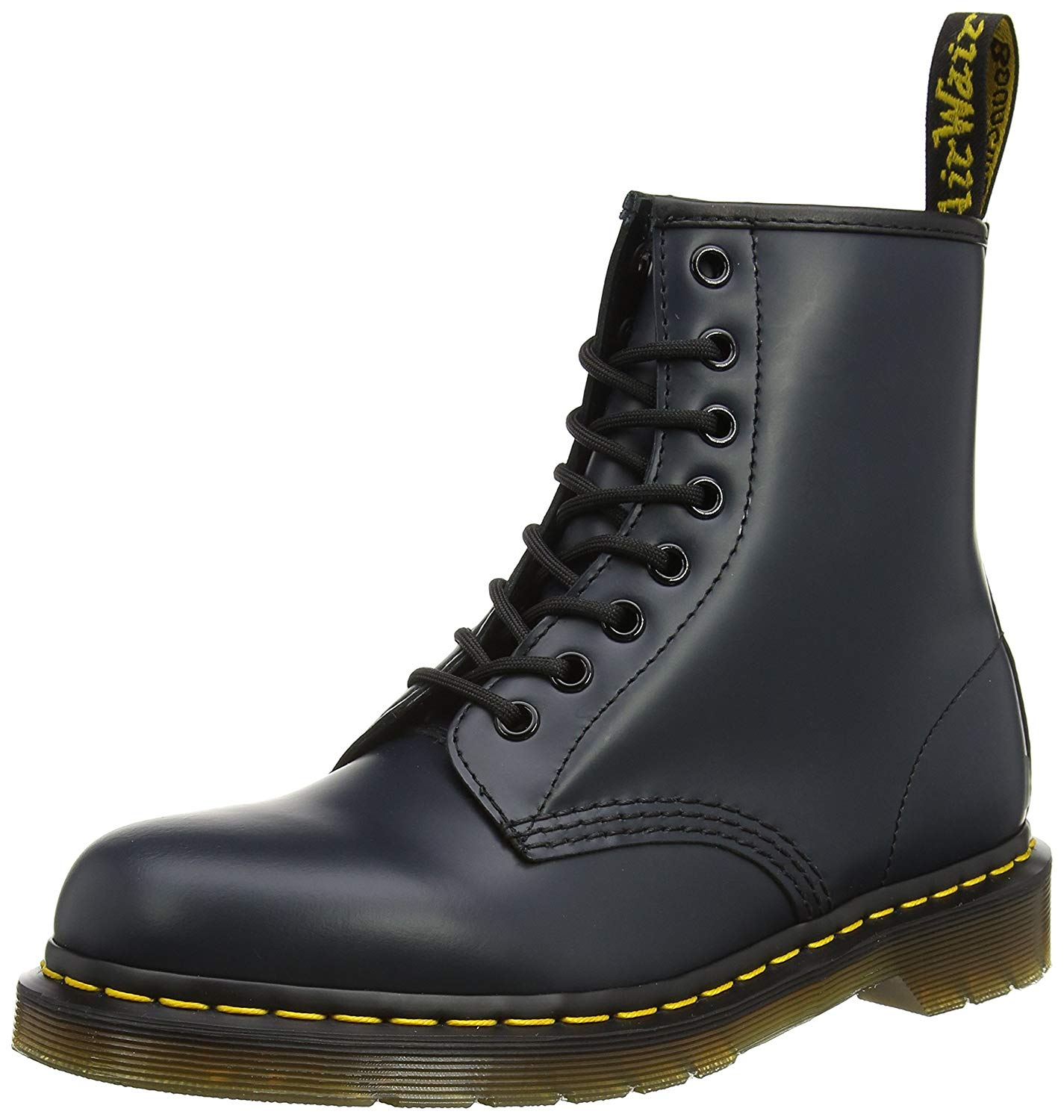 Dr Martens Boots amazon.com | dr. martens 1460 originals eight-eye lace-up boot | ankle u0026  bootie SPOBBAC