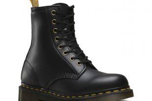 Dr Martens Boots vegan 1460 black 14045001 BXLEWVD