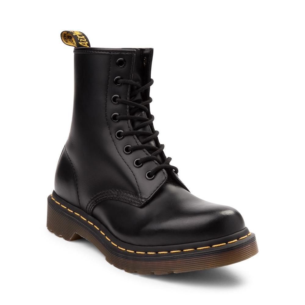 Dr Martens Boots womens dr. martens 1460 8-eye boot - black - 569354 BKDRLTD