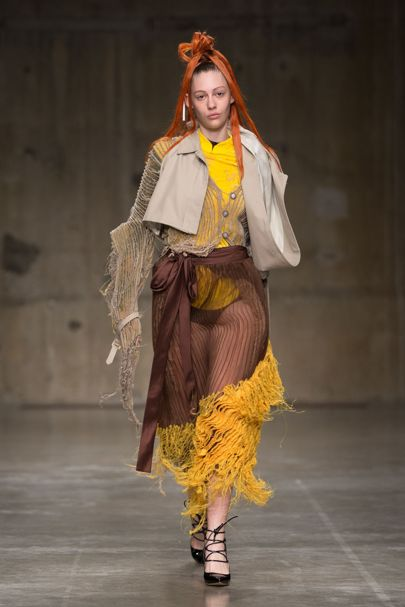 east fashion fashion east autumn/winter 2017 ready-to-wear show report | british vogue UPLRRYI