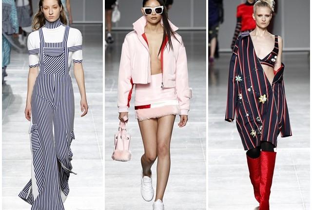 east fashion #lfw aw16: fashion east fall collection MHPSULD