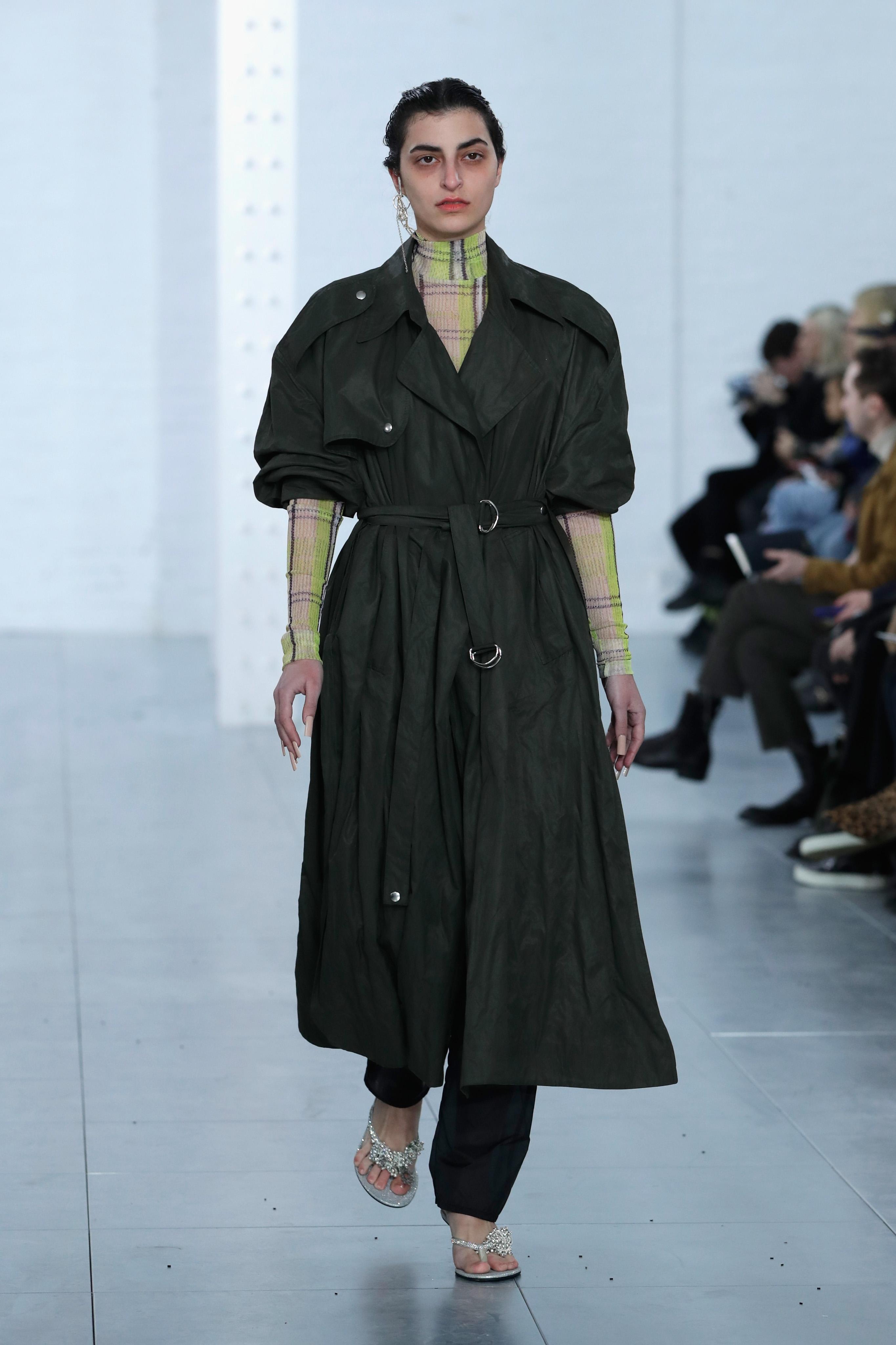 east fashion london fashion week - fashion east PIFHEEB