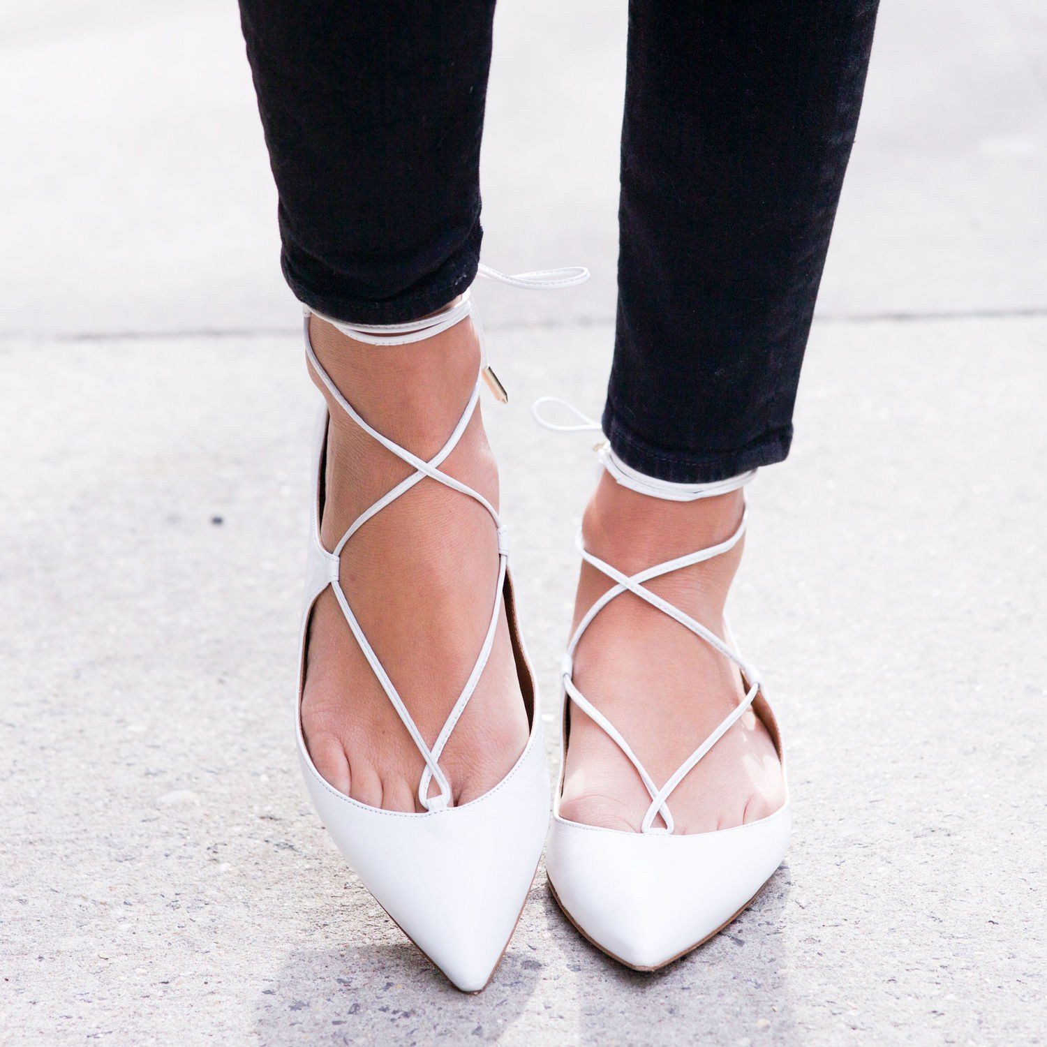 fall 2015 shoe trend: pointed-toe flats that will totally transform any  fall outfit | MNVOHBP