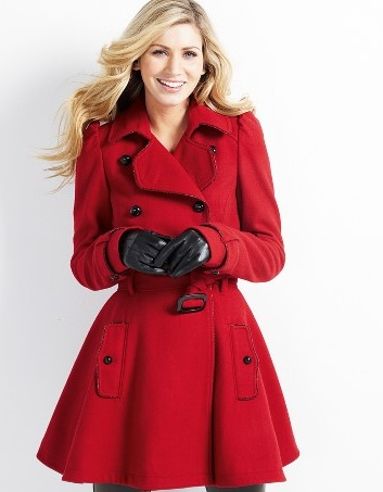 fancy | red coat SWBIIYS