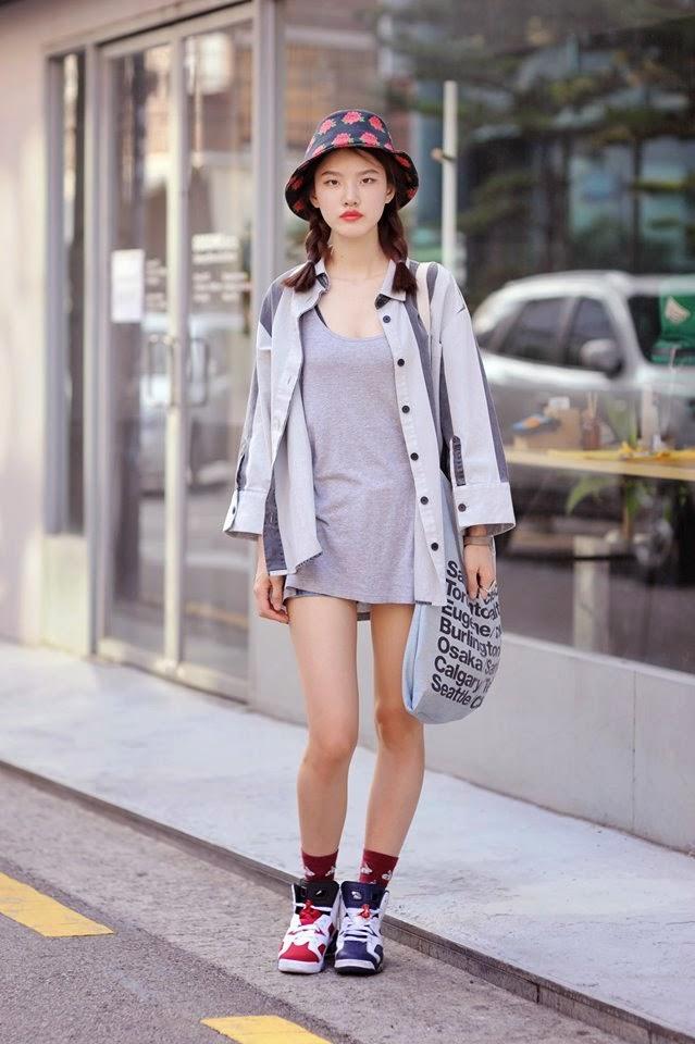 fashion Korea korean street fashion GYRIPXW