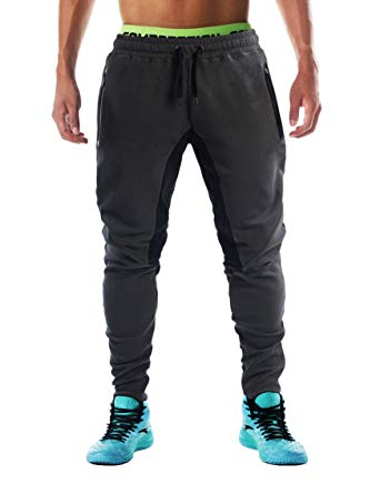 flyfirefly menu0027s gym sport pants bodybuilding workout running jogger KONEQLT