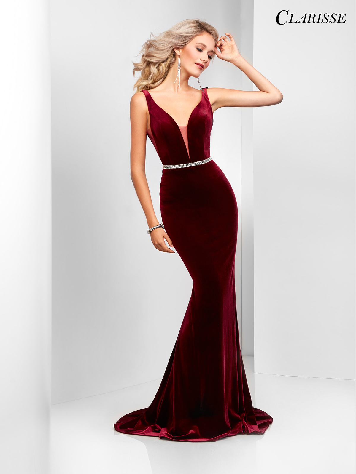 formal dresses elegant velvet prom dress 3469 | 3 colors! XDQXXRM