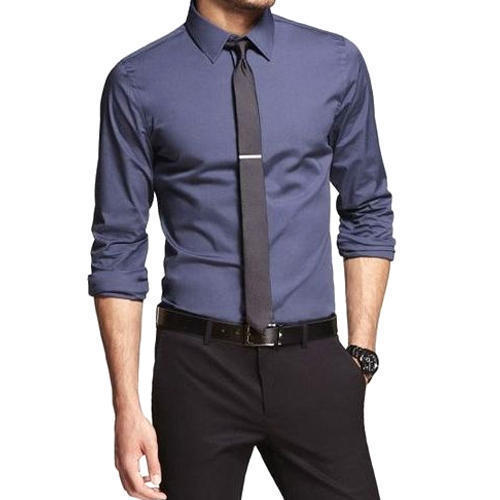How to dress in formal shirts for men?
