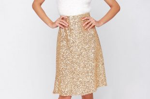 gold sequin skirts stage name gold sequin midi skirt WNEILZZ