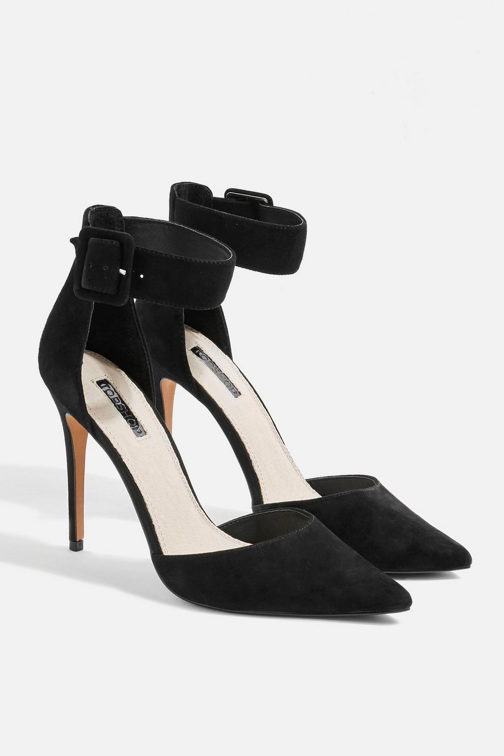 grace ankle strap shoes - shoes- topshop usa DSPBDFW