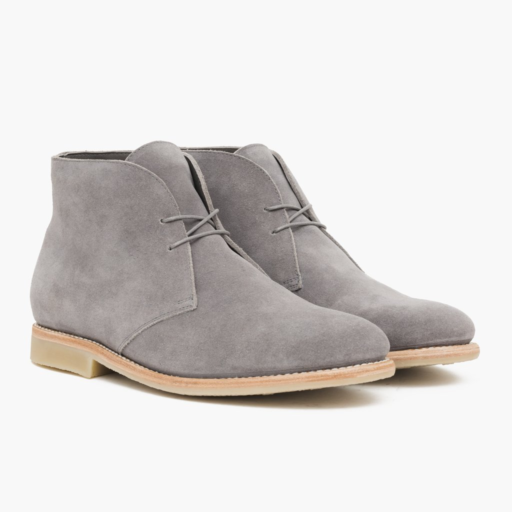 grey suede boots scout | grey suede DHBNIAL