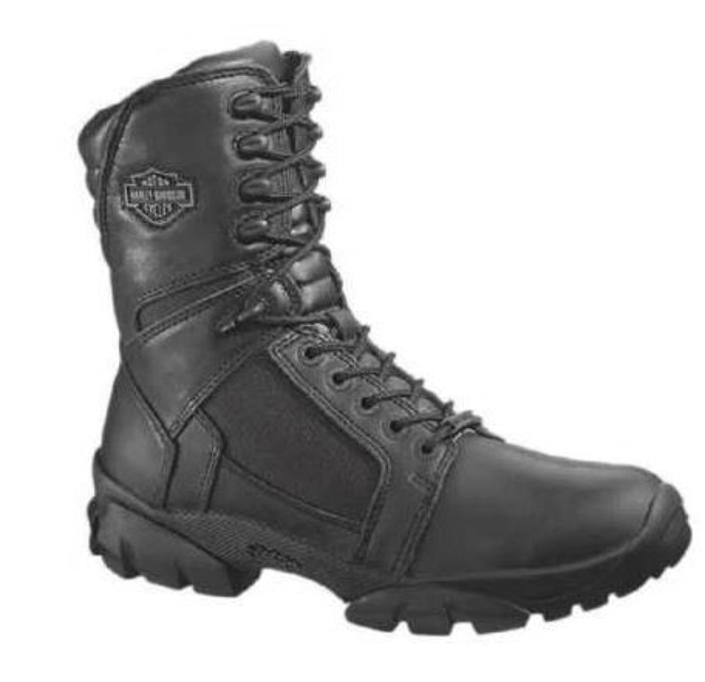 harley-davidsonu0026reg; menu0027s lynx waterproof motorcycle riding boots JIPPYYF
