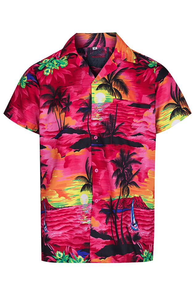 Hawaiian Shirt 25 DLYBNIV