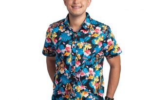 Hawaiian Shirt jurassic park hawaiian shirt additional image. click to zoom QLCFKTS