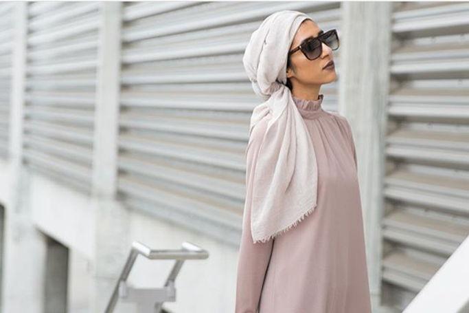 hijab fashion first macyu0027s x verona modest collection QILQSTD