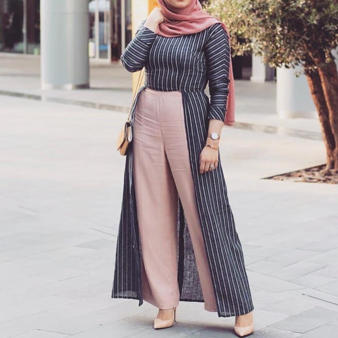 hijab fashion hijab-fashion-styles-2018-image-5 XAWYZTE