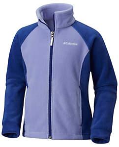 jackets for girls girlsu0027 benton springs™ fleece ZEXJAHR