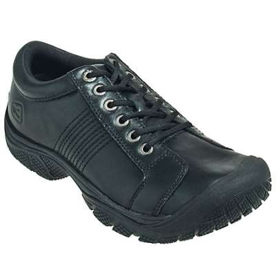 keen shoes for men keen utility menu0027s 1006980 ptc black oxford restaurant shoes YZQVOAM