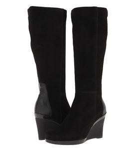 La canadienne boots image is loading new-la-canadienne-039-ilenna-039-black-waterproof- ZCFIJDZ