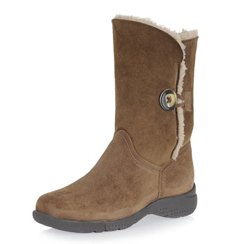 La canadienne boots la canadienne traveler shearling lined boot MYIGAMX
