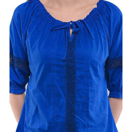 ladies blue tops TWSNATJ