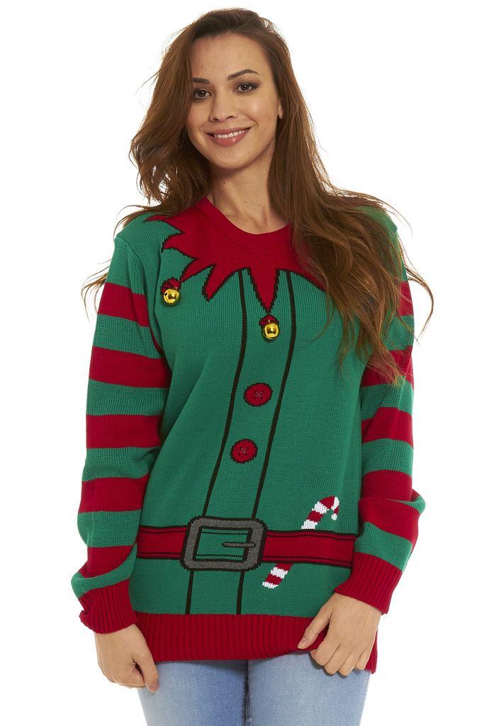 ladies Christmas jumpers christmas-jumpers-mens-womens-ladies-xmas-novelty-vintage- MEQWDBS