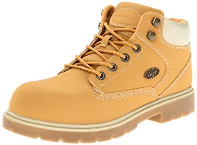 Lugz boots lugz menu0027s envoy sr,wheat/cream/gum,us ... DWEYXJM