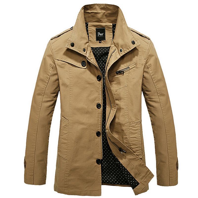 Men Jacket 2016 spring autumn menu0027s jacket outwear fashion casual korean mens jackets  and coats plus LZSVOCL