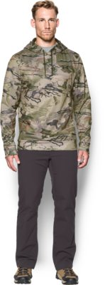 menu0027s ua storm camo hoodie, ridge reaper® barren JKZFGJP