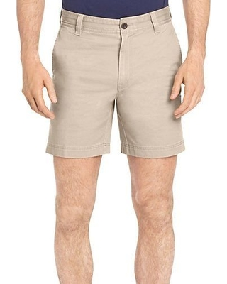 mens chino shorts izod mens solid saltwater stretch chino shorts WWRYUEF
